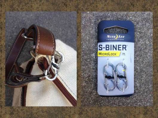 locking s-biner prevents theft