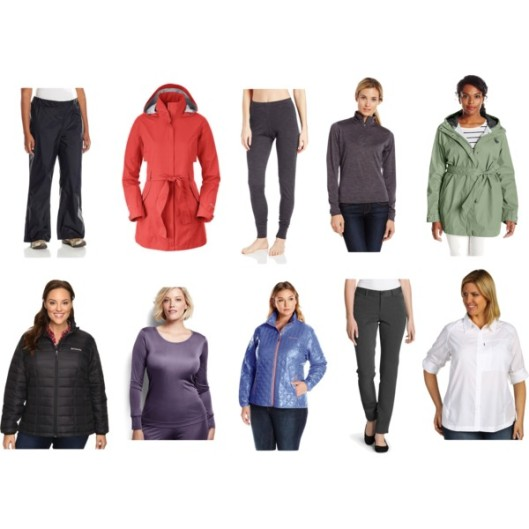 —The selection is smaller, but you can still find technical clothing in larger sizes. You can get merino underwear, silk underwear, rain pants, rain jackets, down and poly filled jackets, travel pants and travel shirts in plus sizes. Most of these items are only available via the internet.
